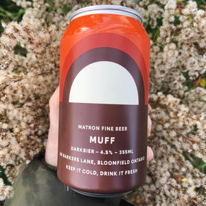 355ml MUFF DARKBIER