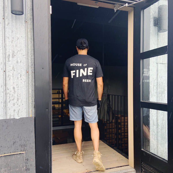 T-SHIRT, HOUSE OF FINE BEER