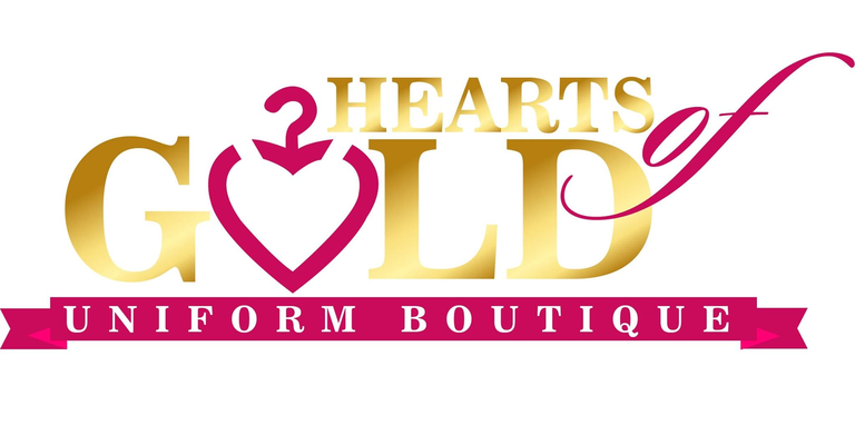 Hearts of Gold uniform Boutique