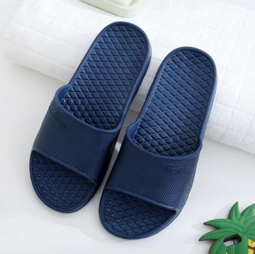 Foam slippers Summer floor skid proof home floor slippers, indoor family bathroom, bath sandals, slippers men