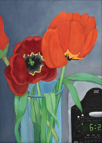 Tulips and Radio