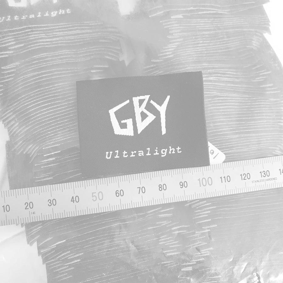 GBY Ultralight First Labels