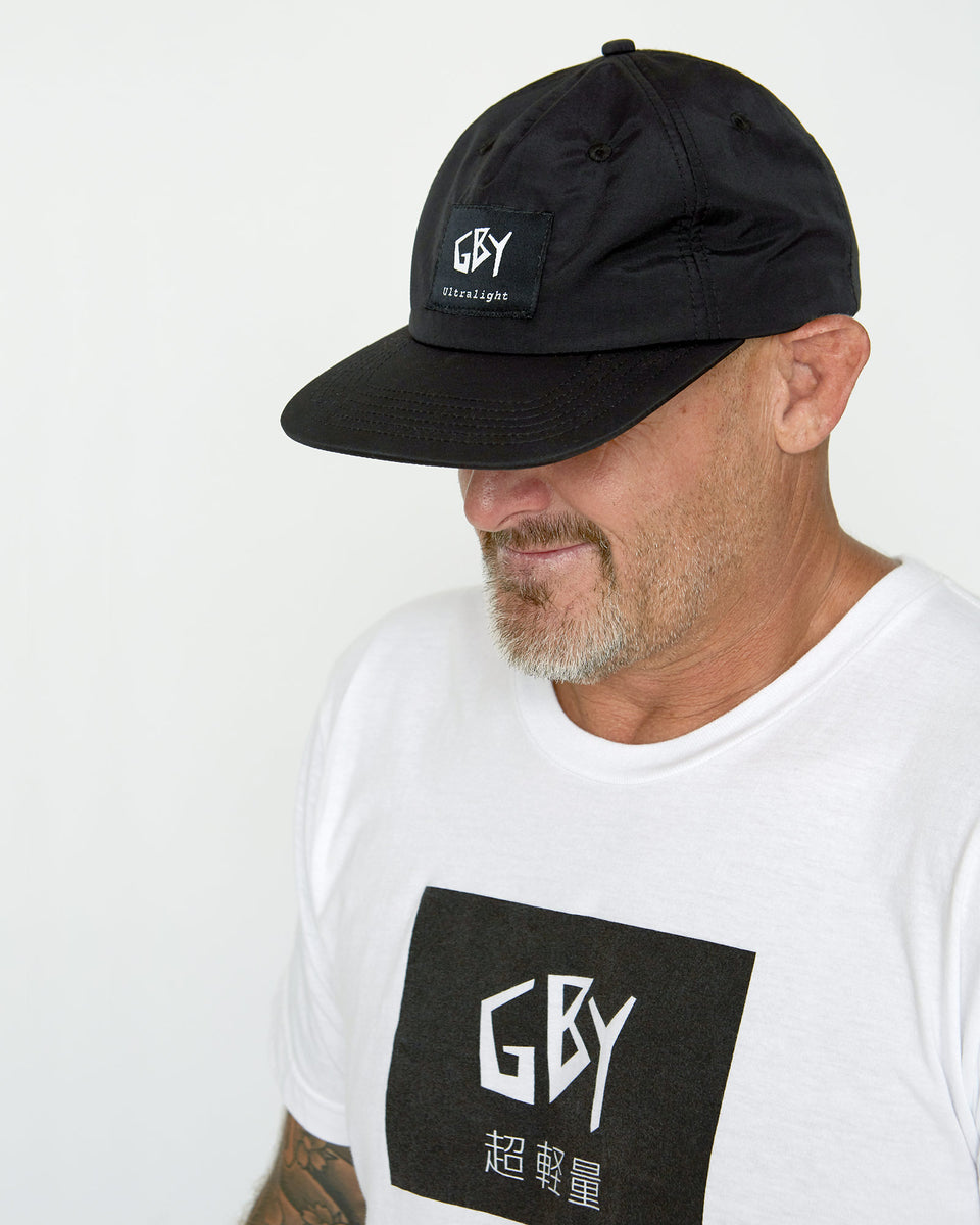 GBY Ultralight 5-panel unstructured hat
