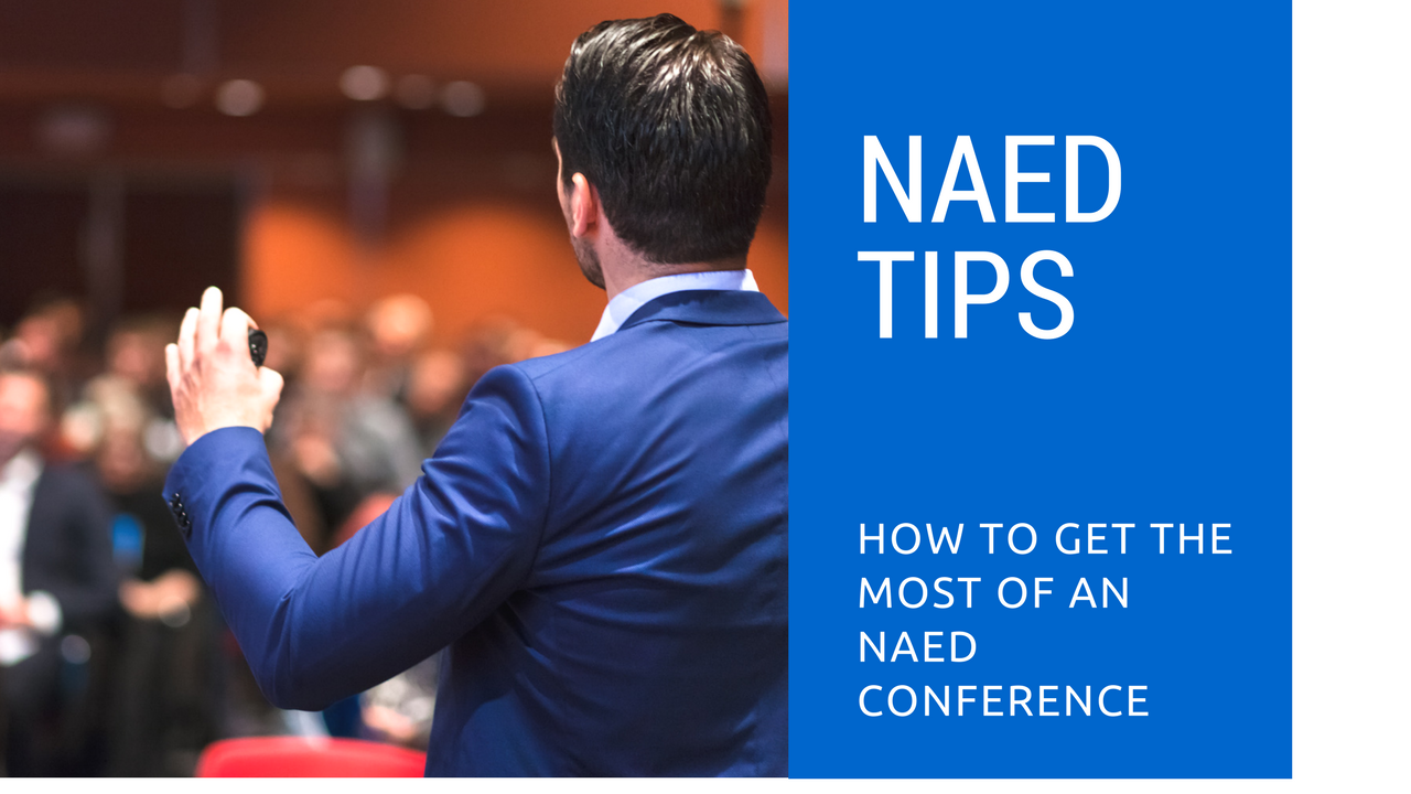 How to get the most of an NAED Conference!