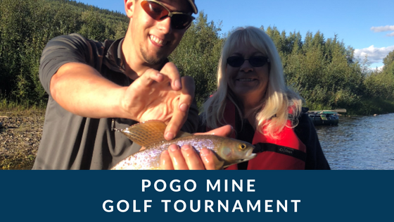 Pogo Mine Golf Tournament