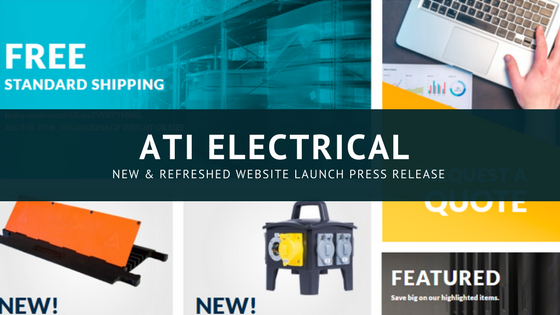 ATI Electrical Launches a New & Refreshed Website