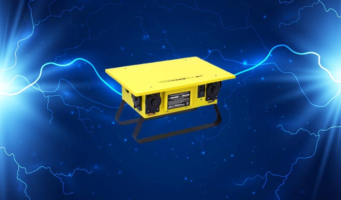 Spider Boxes: Temporary Power When & Where You Need It