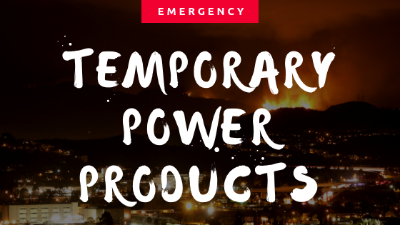 Temporary Power Products