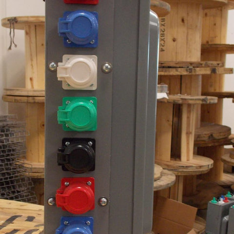 Case Study - 200A Single Throw Safety Switches