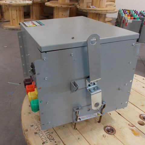 Case Study - Bus Duct Distro Box