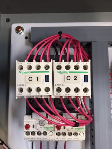 Case Study - LS1 Relay Control Panel
