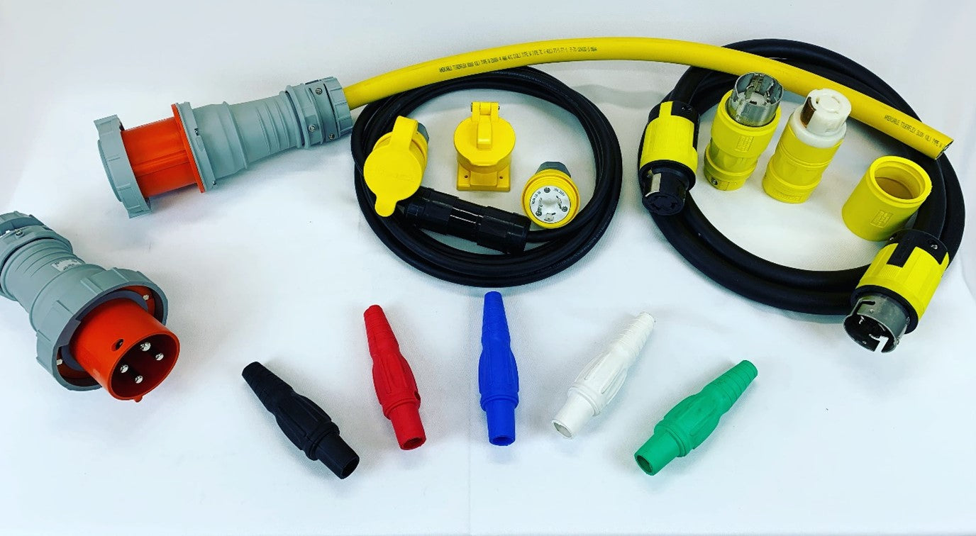 Marine Shore Power products from ATI Electrical Supply