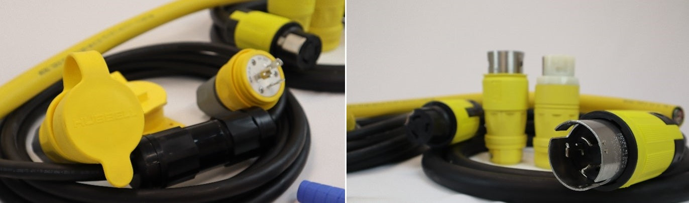 Marine Plugs and Connectors by  Leviton, Marinco, Hubbell at ATI Electrical Supply