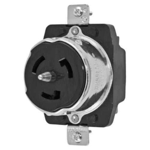 Hubbell 250VAC, 50A Locking Device Receptacles