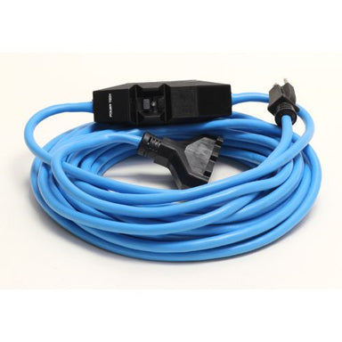 Century Wire And Cable 12/3 SJTW Powertech GFCI Tri Tap Extension Cord M/E