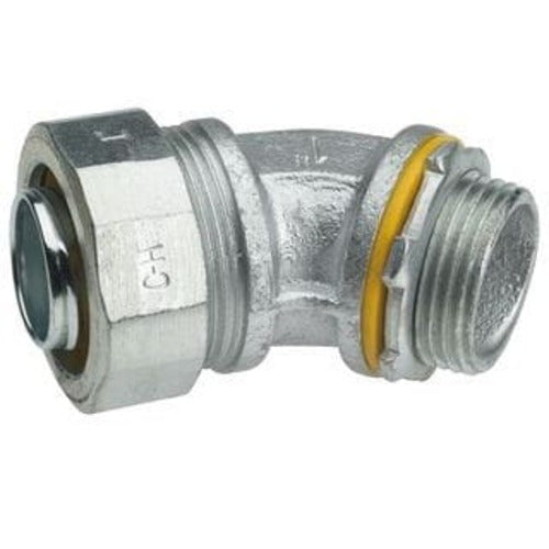 "Cooper Crouse - Hinds 1 1/2"" Sealtight Connector; 45 Degree"
