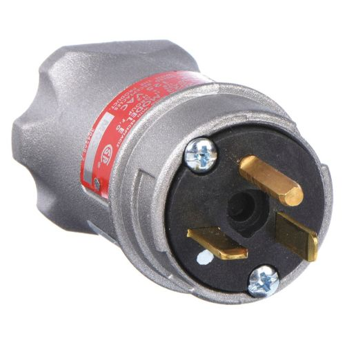 Appleton ECP-2023 Copper-free Alum Plugs, 120VAC and 240VAC