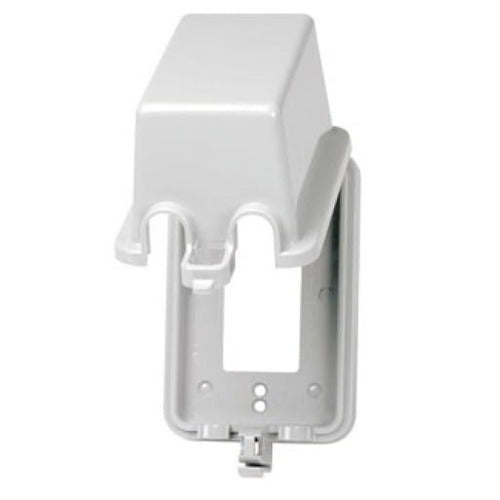 5977-GY Leviton, 1 - Gang, Weather-Resistant, GFCI - GRAY