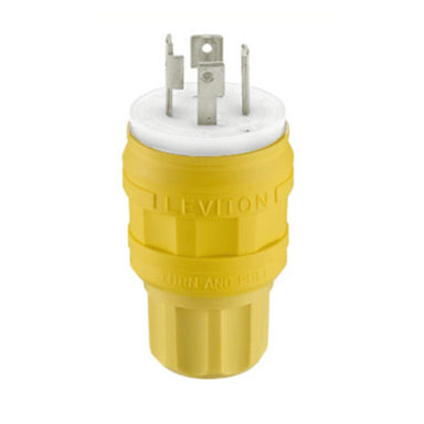 Leviton Wetguard Watertight Plug
