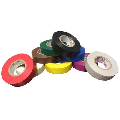 "Morris - 7 Mil Professional Grade Vinyl Electrical Tape - 3/4"" x 66Ft"