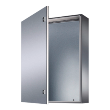 Rittal 304 Stainless Steel Wallmount Enclosure