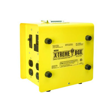Southwire 30A Mini X-Treme Box Temporary Power Distribution, MPN 19800102