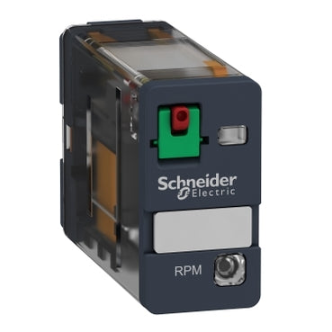 Schneider Electric  Square D Zelio RPM Power Plug-In Relay with LED