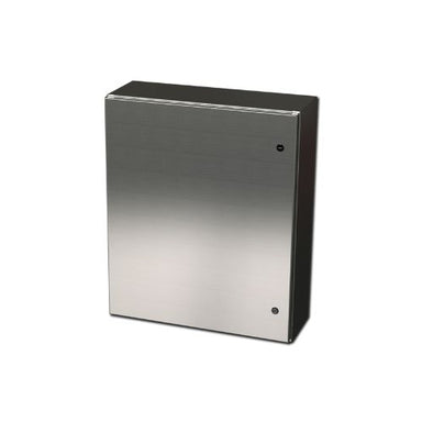Single Door Steel Enclosure