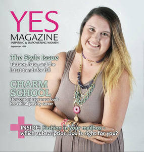 "Peerless Charm Featured in ""Yes! Magazine"""