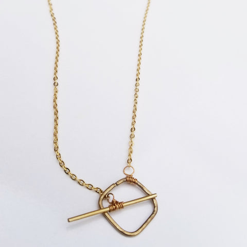 The Toggle Necklace