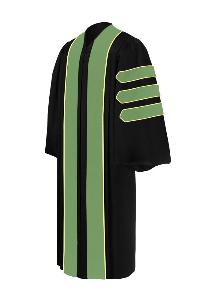 Doctor of Health and Rehabilitation Doctoral Gown - Academic Regalia - Graduation Cap and Gown