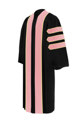 Doctor of Music Doctoral Gown - Academic Regalia - Graduation Cap and Gown