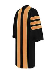 Doctor of Nursing Doctoral Gown - Academic Regalia - Graduation Cap and Gown