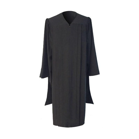 Classic Masters Graduation Gown - Academic Regalia