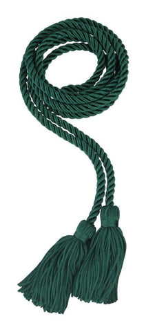 Hunter Graduation Honor Cord - Hunter Green High School Cords - Graduation Cap and Gown
