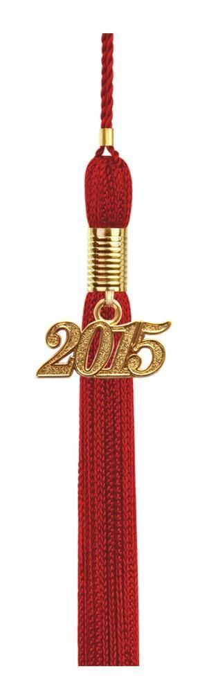 Child Red Cap & Tassel - Preschool & Kindergarten Graduation - Graduation Cap and Gown
