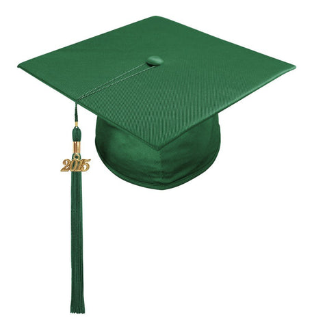 Shiny Hunter High School Cap & Tassel - Graduation Caps - Graduation Cap and Gown