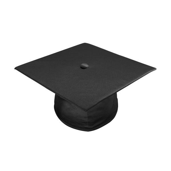 Child Black Cap & Gown - Preschool & Kindergarten Cap & Gown - Graduation Cap and Gown