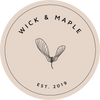 Wick & Maple