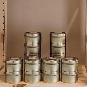 Travel Tin Gift Set - Wick & Maple