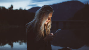 Finding Mindfulness by Putting Down your Phone