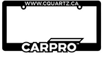 Contour de plaque CarPro