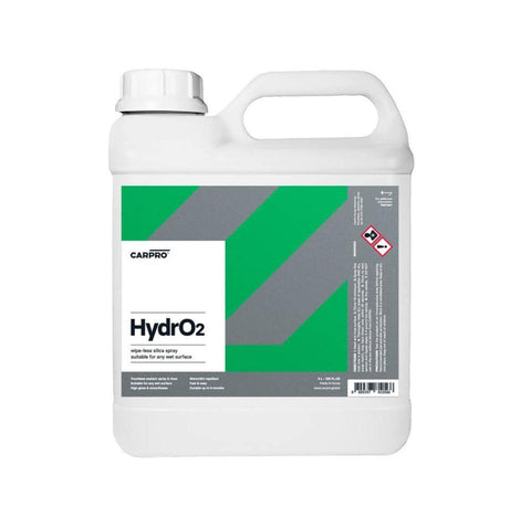 CarPro HydrO2 Concentrate : Touchless Silica Sealant 4L