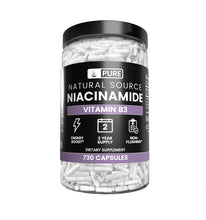 Load image into Gallery viewer, Niacinamide (365 Capsules, 425 Mg/Serving)