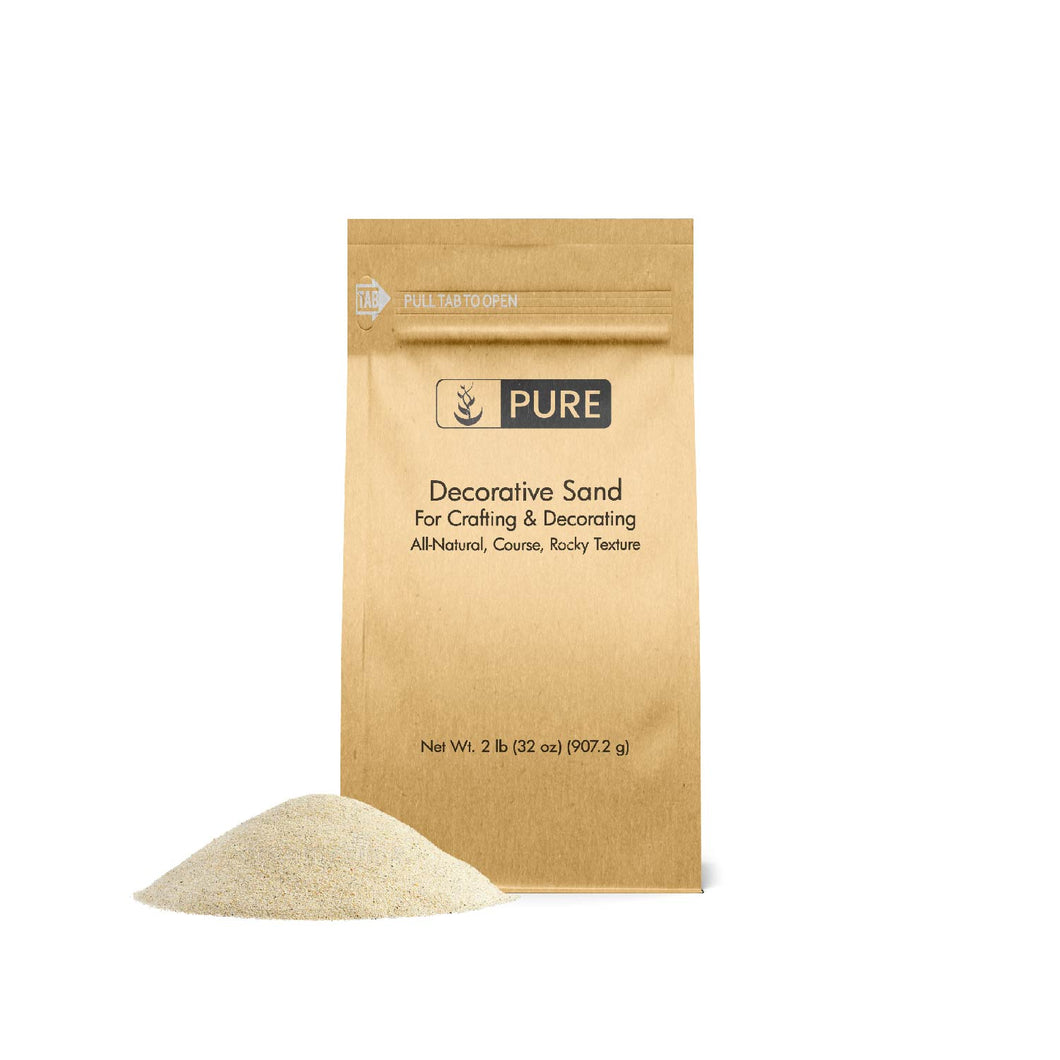 Pure Ingredients Natural Decorative Sand