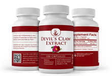 Load image into Gallery viewer, Devil's Claw Root Extract