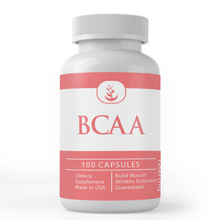 Load image into Gallery viewer, BCAA Capsules