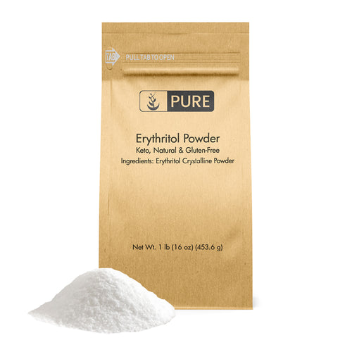 100% Natural Erythritol Powder