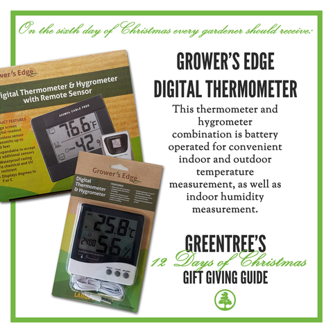 SixthDayofChristmas_GreenTree_Thermometer