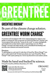GreenTree Worm Charge™ - ORGANIC